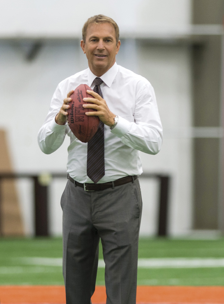 Draft Day Movie Star Kevin Costner. Photo: Courtesy of Summit Entertainment
