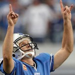 NFL Kicker for Detroit Lions Jason Hanson. Photo courtesy of the Detroit Lions