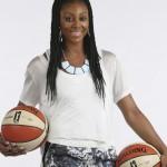 WNBA Star Monica Wright