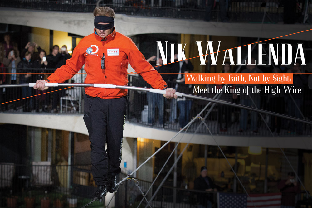 Nick Wallenda for Risen Magazine