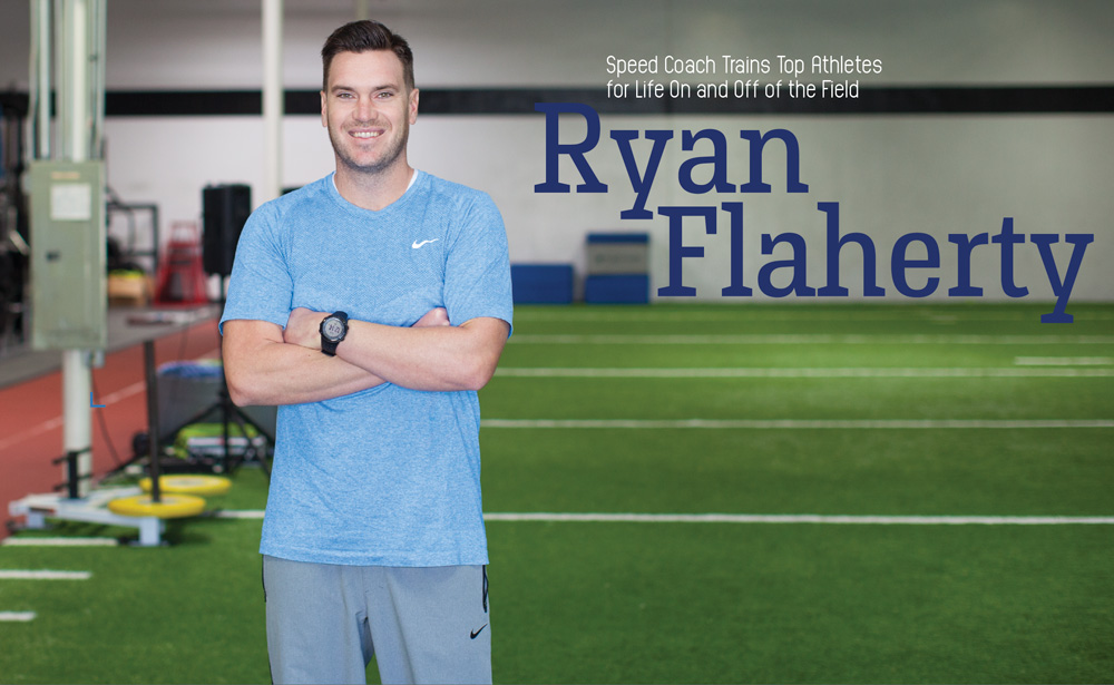 Speech Coach Ryan Flaherty Trains Top Athletes for Life On and Off the Field