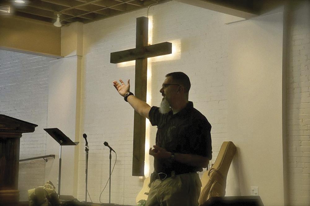 SERT Ministries: Rudy Gonzalez Preaching