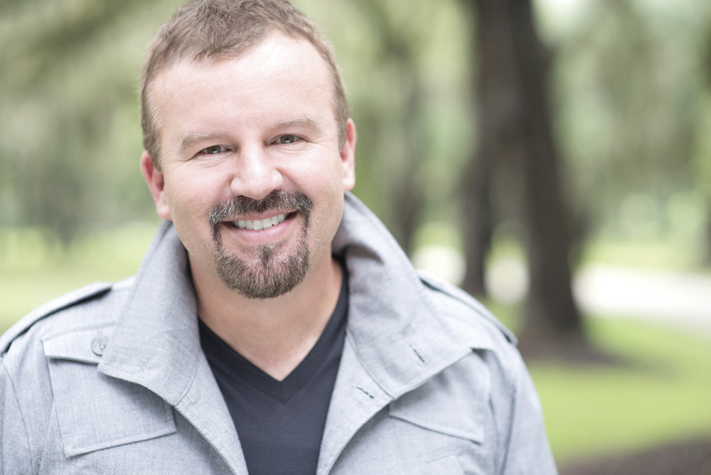 Casting Crowns' Mike Hall. Photo courtesy of Casting Crowns
