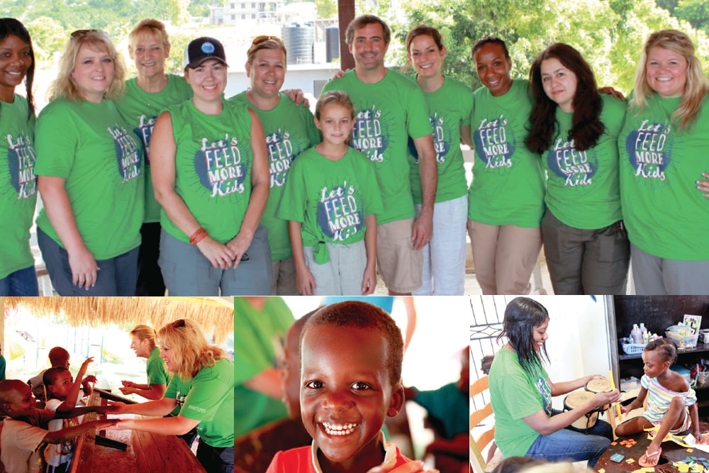 Bridgewater Candles Bringing Light and Hope to Children Worldwide