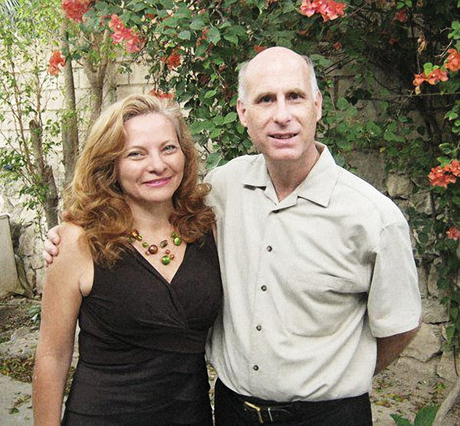 Rich and his wife Carol