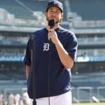MLB Detroit Tigers Pitcher Darin Downs. Photo by David Barlow