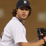 MLB Detroit Tigers Pitcher Darin Downs
