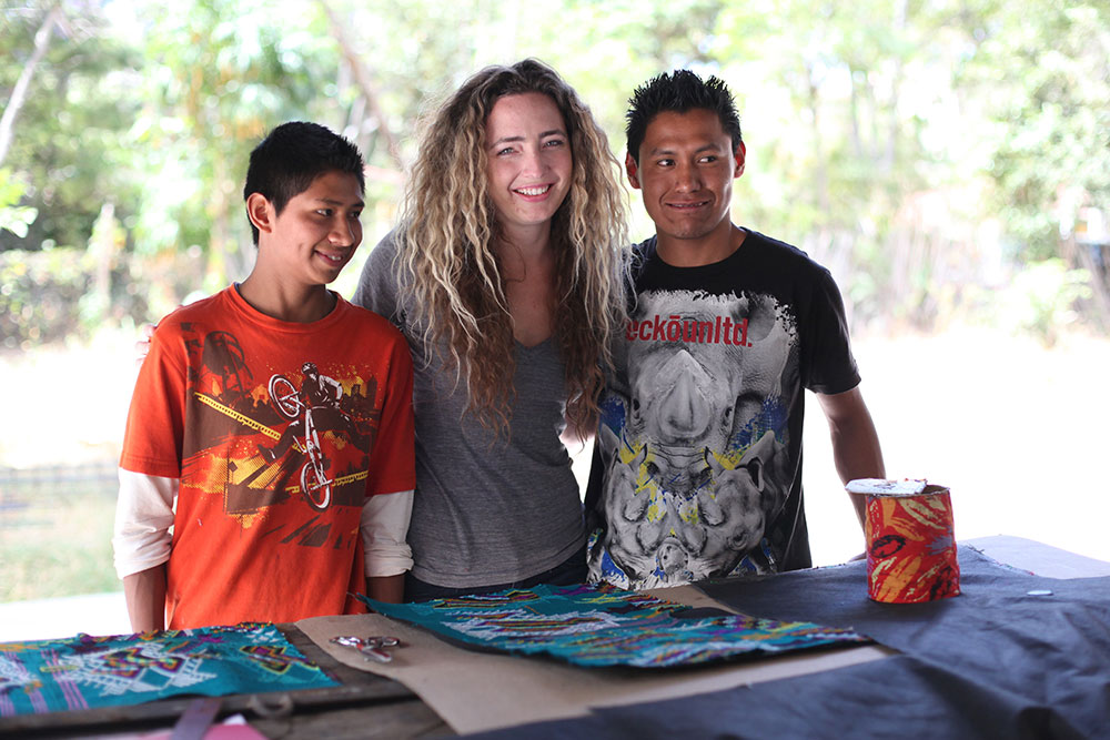 How One Trip Shaped Her Career: Ixchel Triangle Bags
