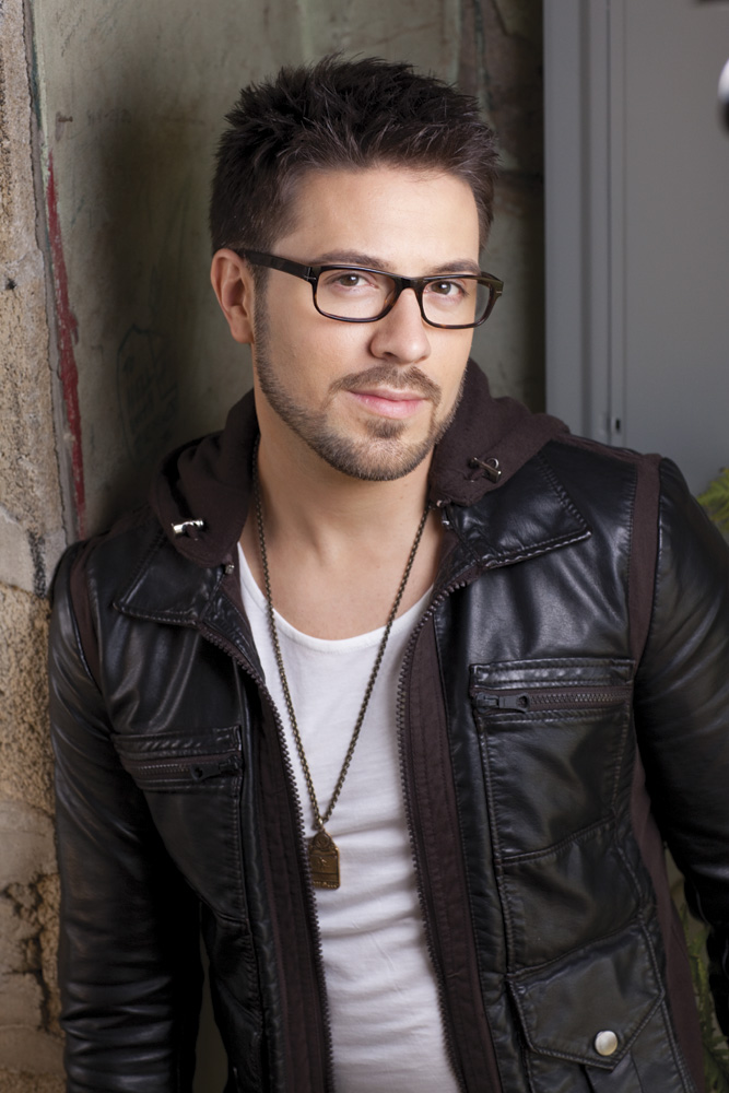 American Idol Finalist Danny Gokey. Photo by Kristin Barlowe