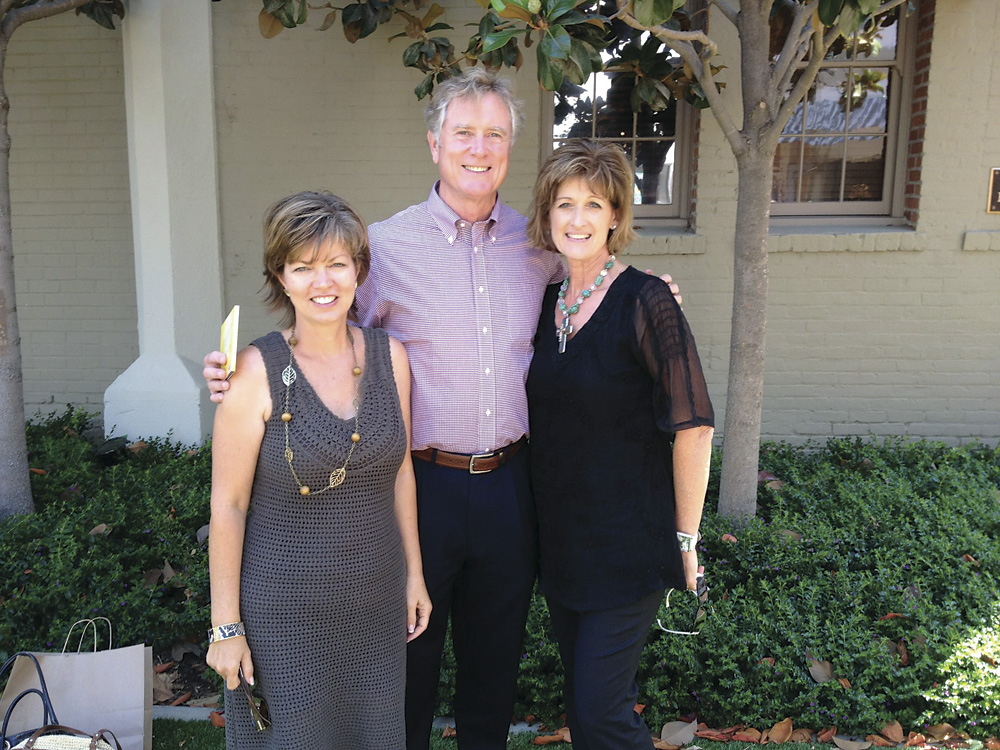 L to R: Lynn Vincent, writer/director Randall Wallace, and Thomas Nelson Publishers editor, Debbie Wickwire, photographed at Sony Pictures, summer 2012. Wickwire, acquired and edited Heaven is for Real for Thomas Nelson. The book has to date sold more than 7.5 million copies. Academy Award winner Wallace, who wrote the screenplay for Braveheart (1995) and directed Secretariat (2010), will direct the film version of Heaven is for Real.