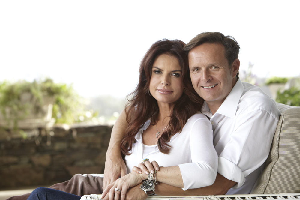 Faith In Hollywood With Mark Burnett And Roma Downey Risen Magazine