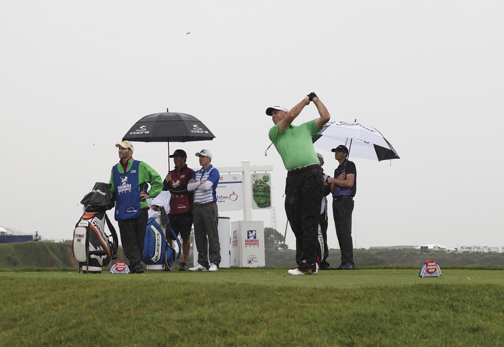 PGA Golfer: Stewart Cink