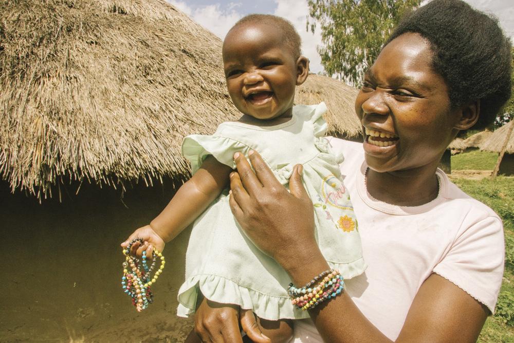 Uganda photo by Kristin Arnesen
