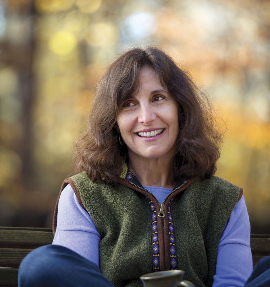 Author Rosaria Butterfield. Photograph by Jimmy Williams