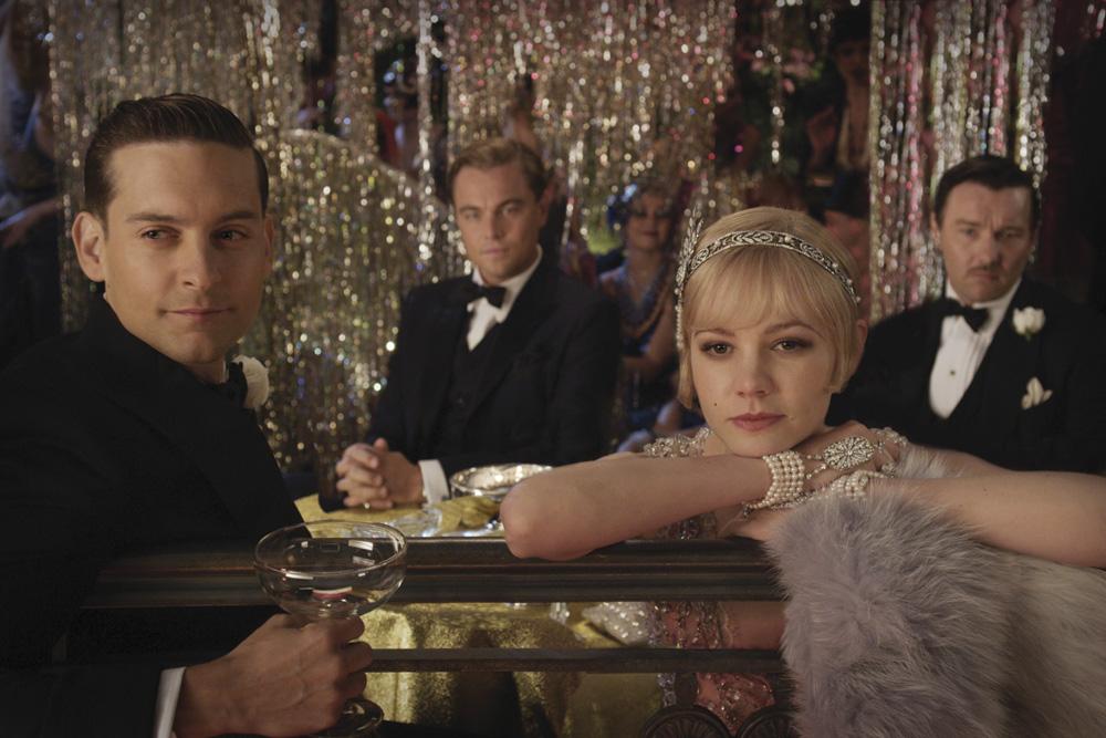 Leonardo DiCaprio and Carey Mulligan from The Great Gatsby movie. © Warner Bros.