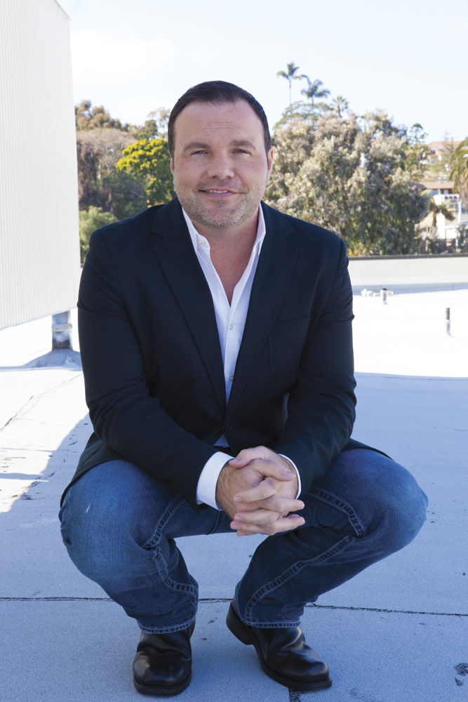 Mark Driscoll. Photo by Rob Springer