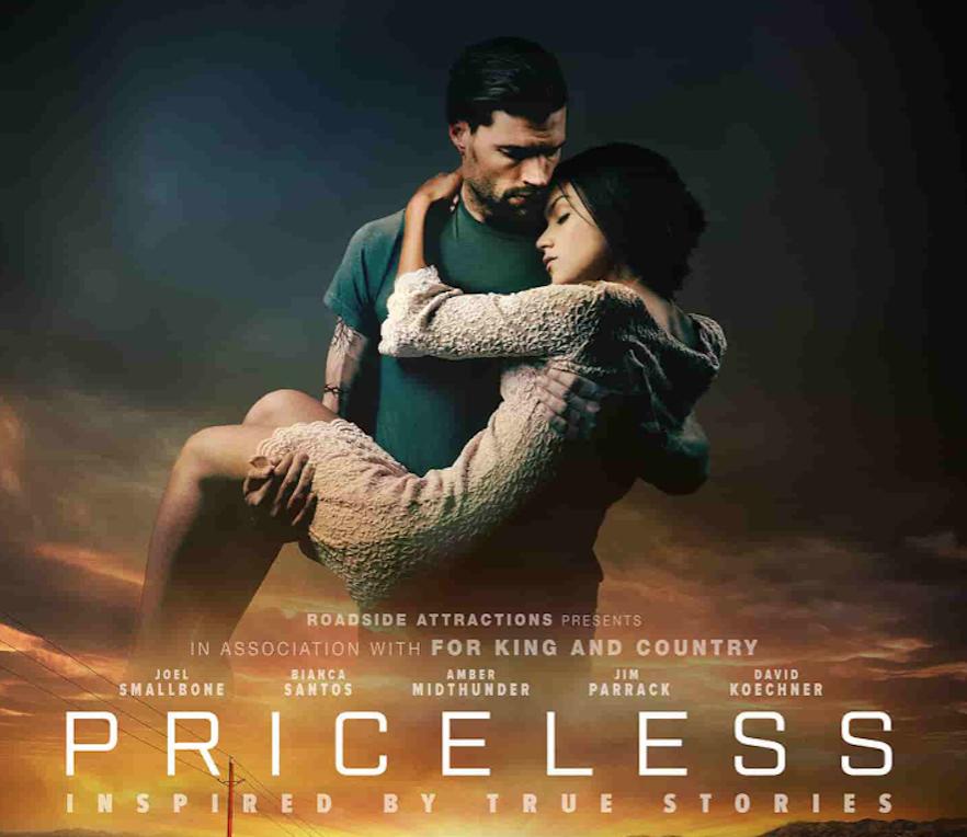 """Joel Smallbone & David Koechner in """"Priceless"""""""
