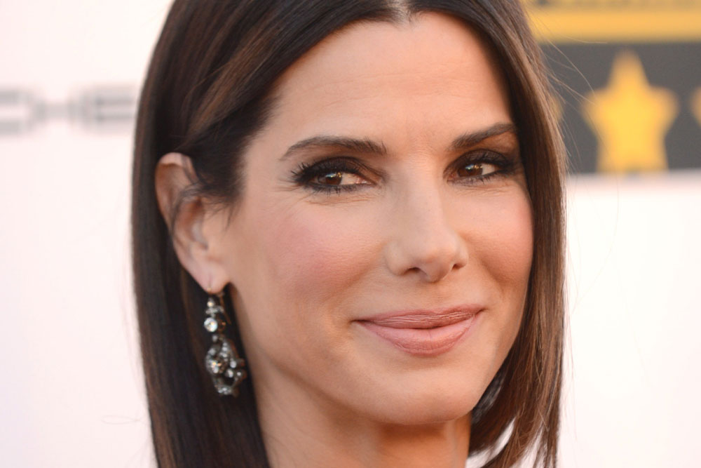 Sandra Bullock on Perseverance and Adversity