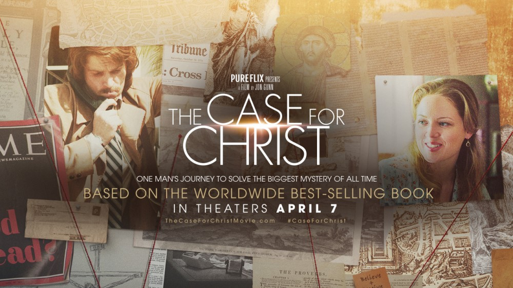 """The Case for Christ"" Movie & Event"
