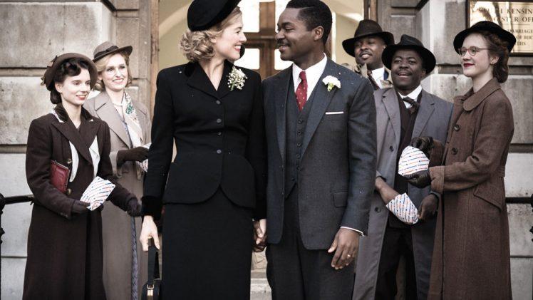 David Oyelowo & Rosamund Pike