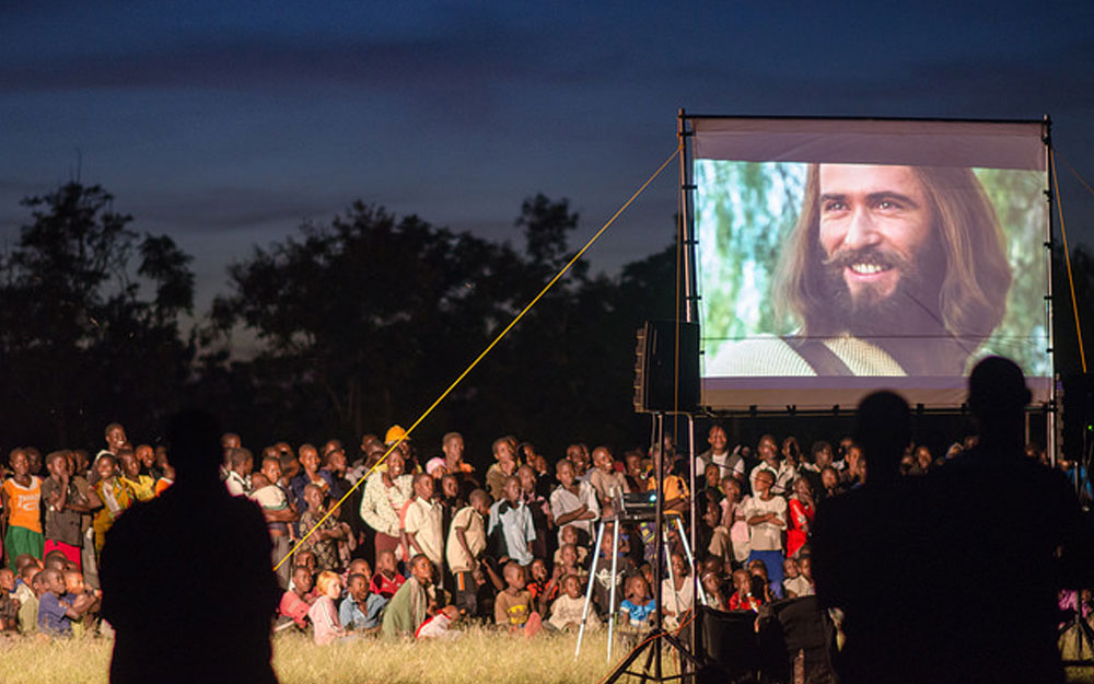 Reflecting on the Jesus Film with Dr. Erick Schenkel