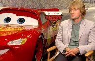 Owen Wilson is Back as McQueen in Cars 3