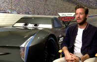 Armie Hammer is Jackson Storm in the New Cars 3