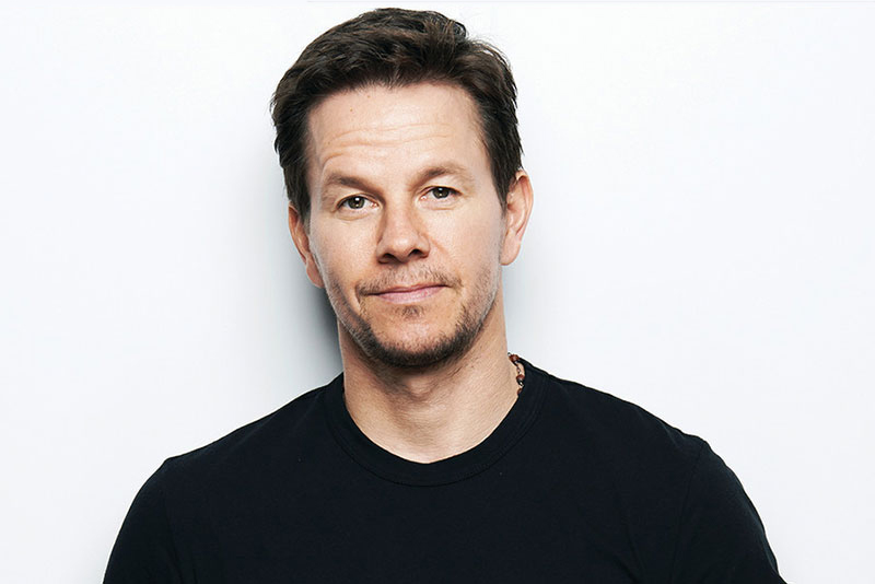 Lead By Example: Actor Mark Wahlberg