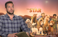 Zachary Levi voices Joseph in Sony Picture's new animated film, The Star.