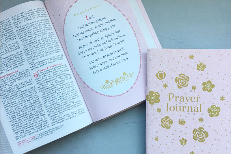 The Prayer Bible for Children