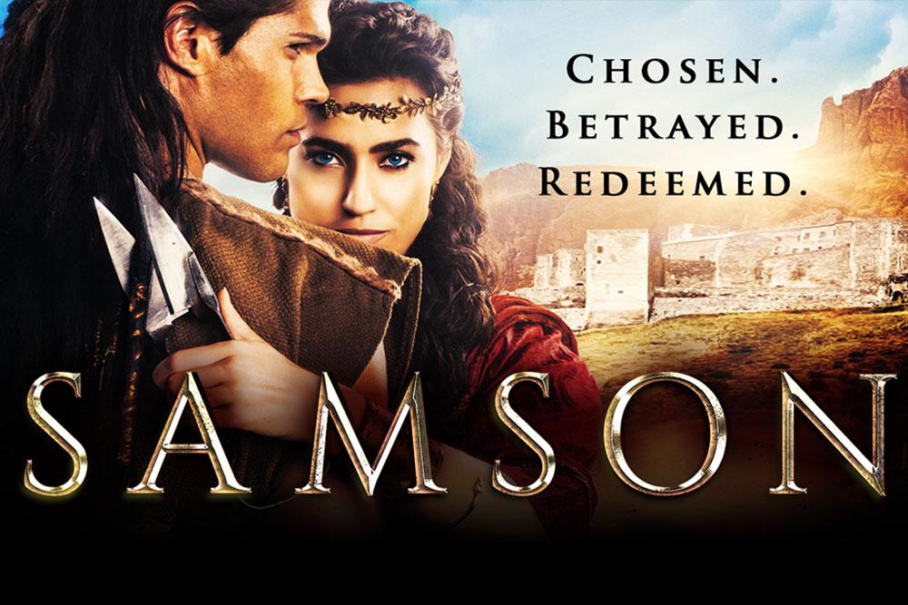 Telling Samson's Story