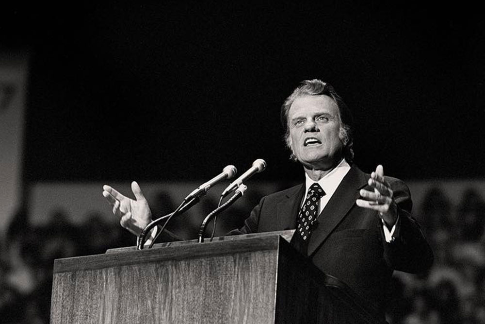 Leaving a Spiritual Legacy in Remembrance of Billy Graham