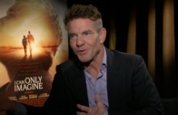 "Dennis Quaid Stars in ""I Can Only Imagine"""