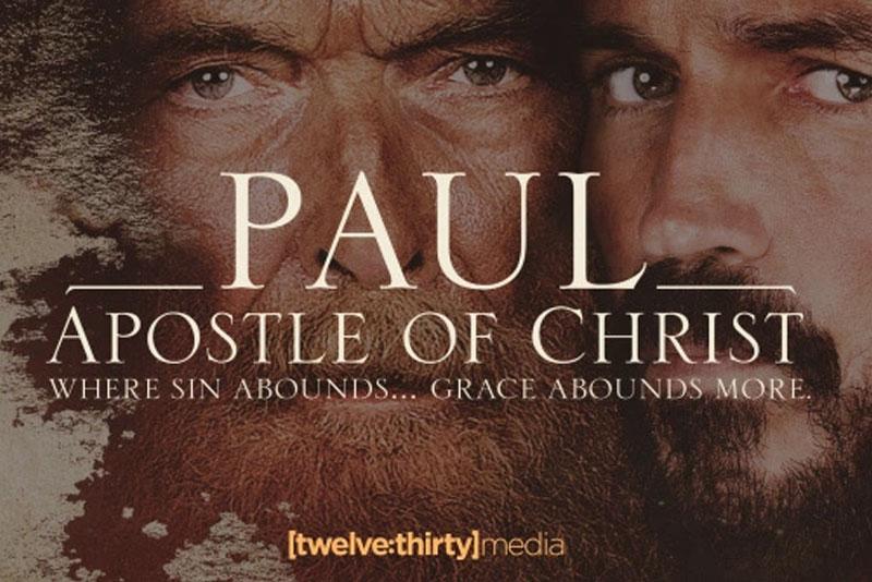 Paul, Apostle of Christ on DVD