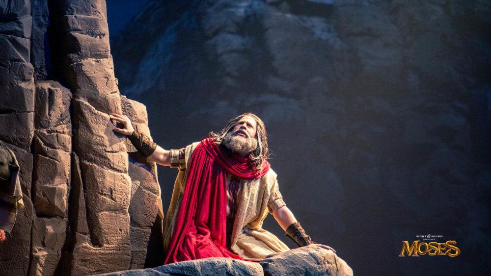Moses On DVD & Digital HD