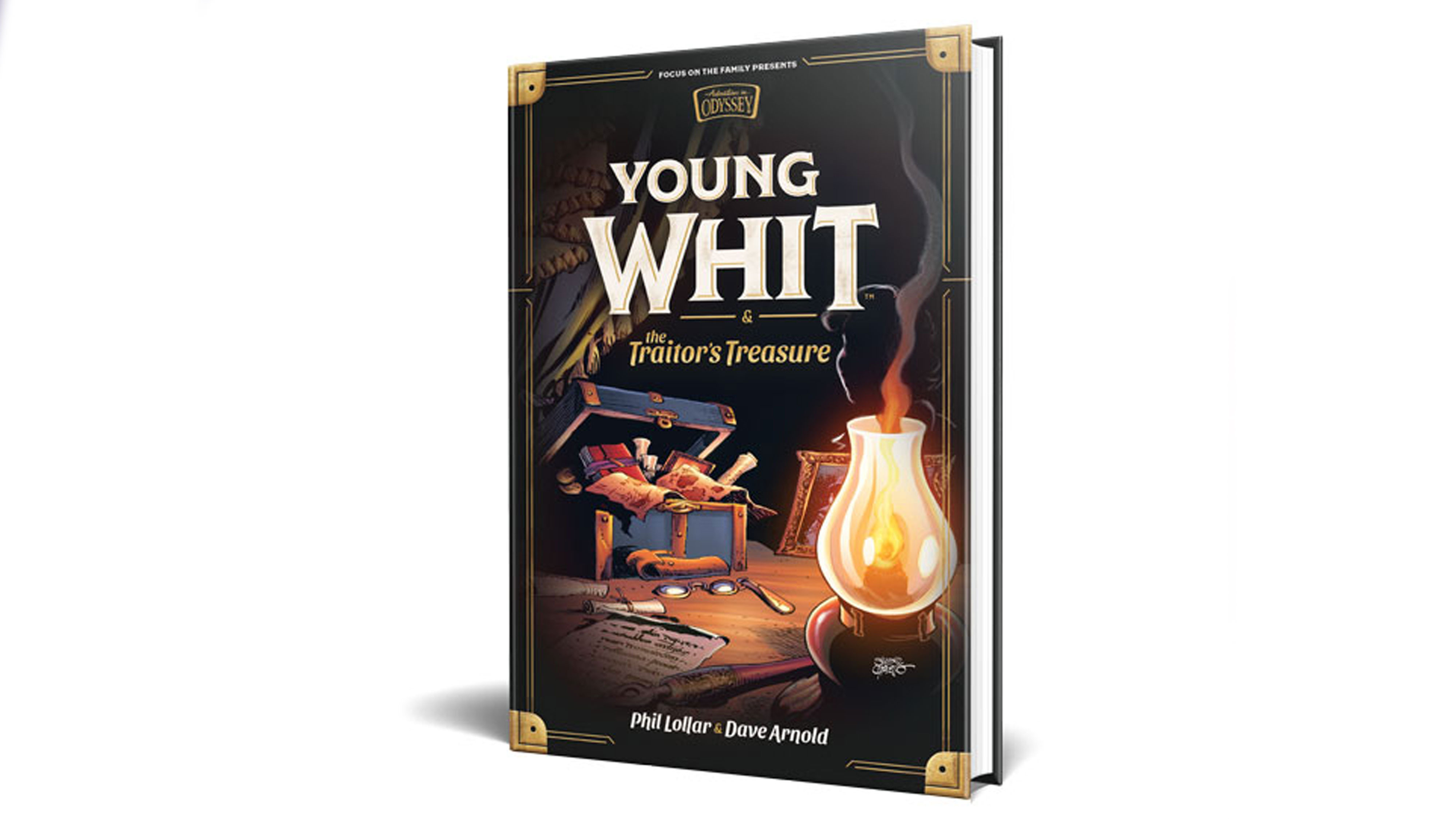 Be Adventurous with Adventures in Odyssey