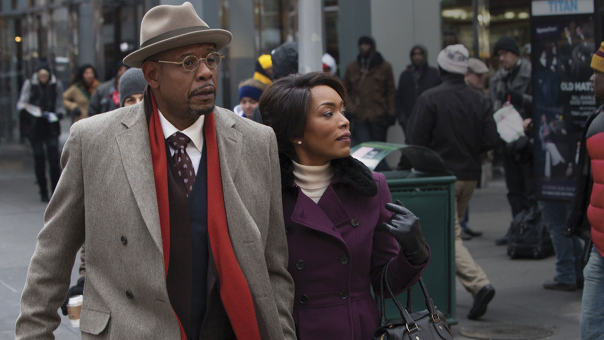 Reaching Out at Christmas with Forest Whitaker and Angela Bassett