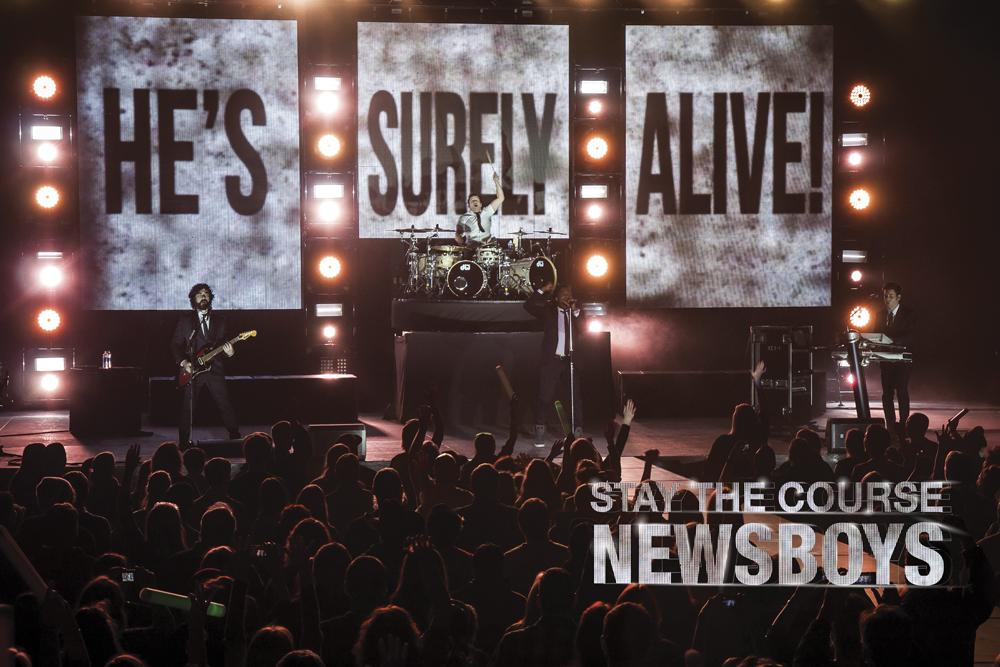 Newsboys Concert Photo