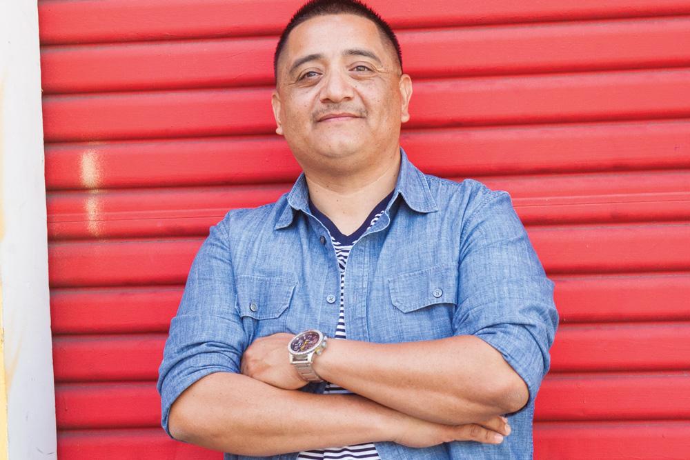 Urban Youth Collaborative South Bay Director Carlos Nicasios