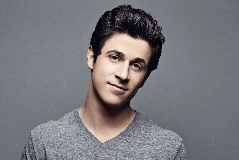 Former Disney Star David Henrie