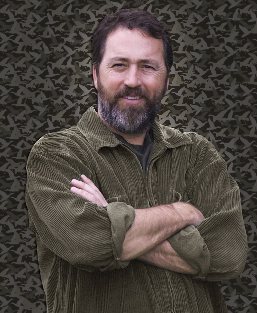 Alan Robertson from A&E's hit TV show, Duck Dynasty