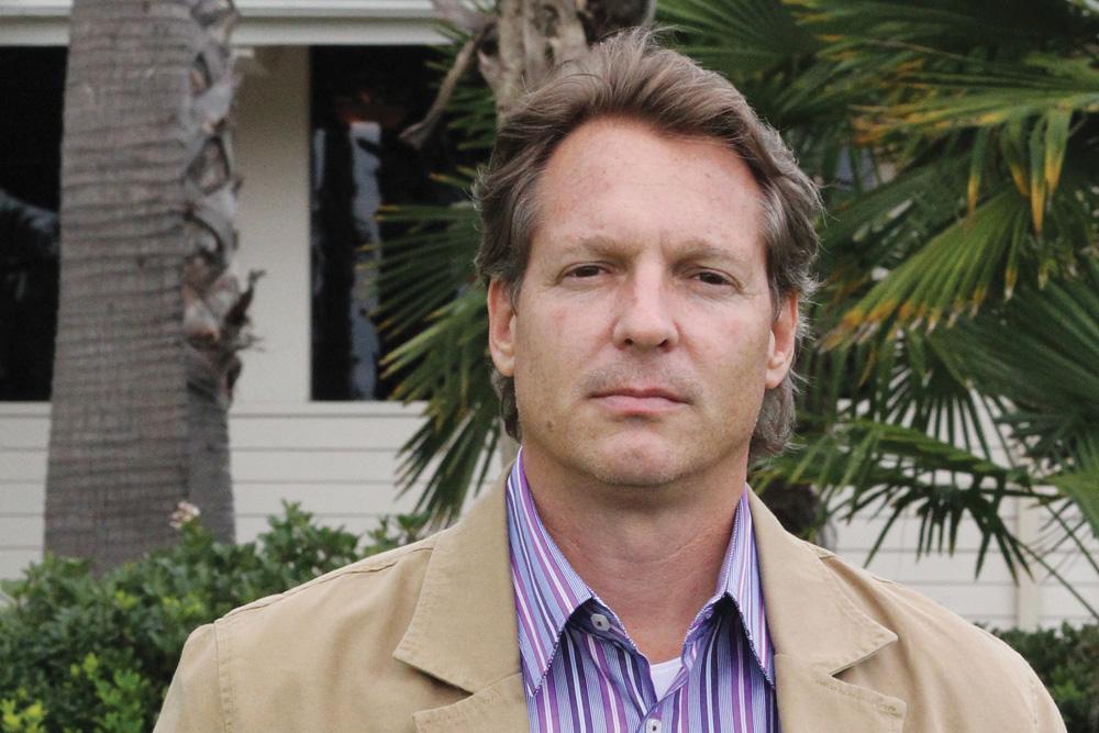 Hollywood Executive Joe Kissack. Photo by Henry Ortlip