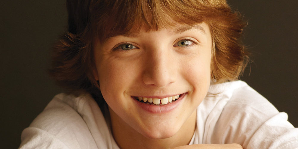 "Disney's ""A.N.T. Farm"" Star Jake Short. Photo by Jeff Berlin"