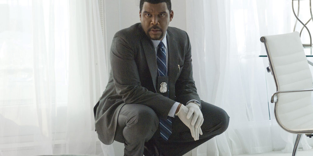 Alex Cross Movie Actor Tyler Perry. Photo by Sidney Baldwin
