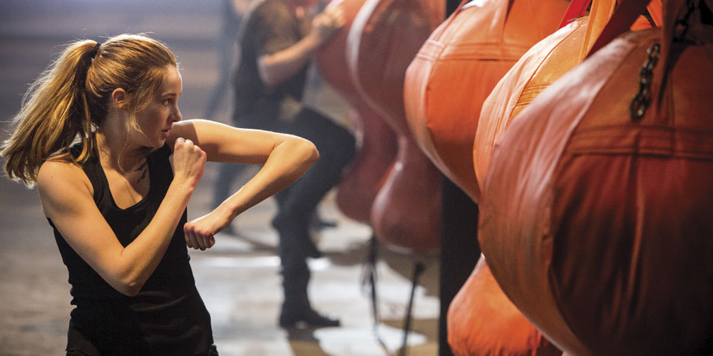 Divergent movie still. Photo by Jaap Buitendijk. © Summit Entertainment