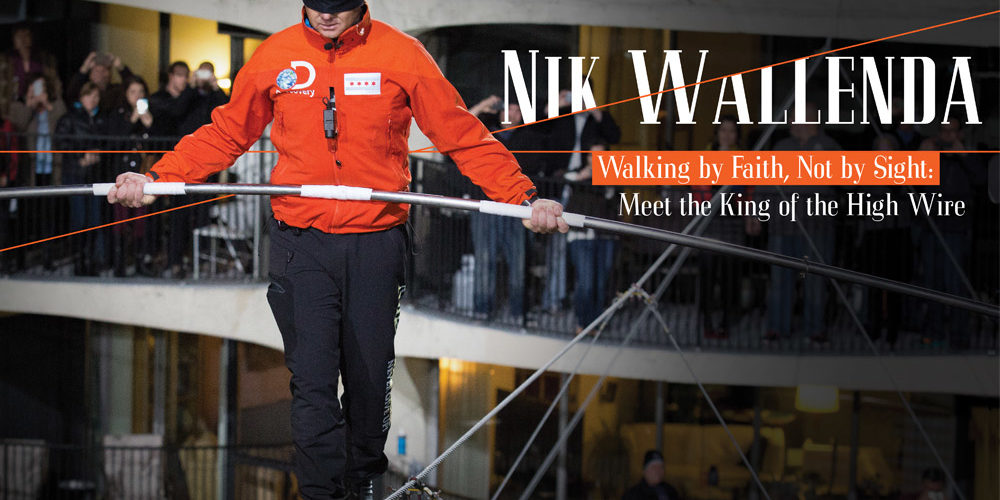 Nick Wallenda for Risen Magazine